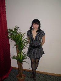 Татьяна Афонина, 22 ноября 1987, Санкт-Петербург, id23884856